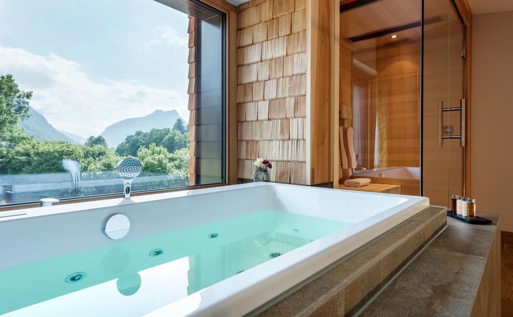 Hotel Mit Eigenem Whirlpool Im Zimmer 4 S Wellnesshotel Klosterhof