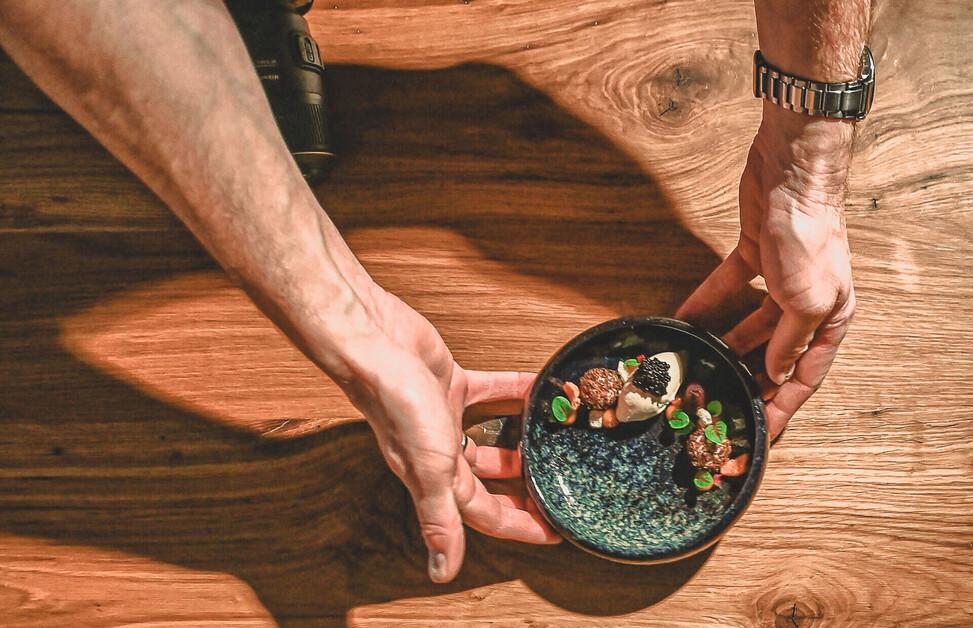 Kulinarische Köstlichkeiten aus der hervorragenden Klosterhofküche