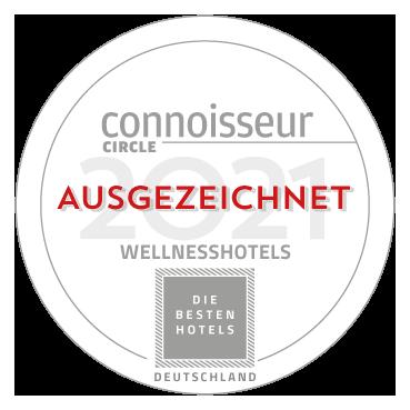 Connoisseur Circle: Wellnesshotels 2020 Ausgezeichnet - Die besten Hotels - Deutschland