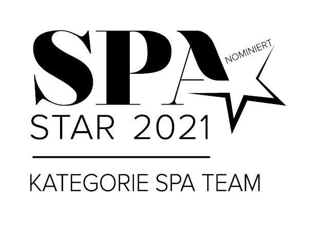 Spa Star 2021 - Kategorie Spa Team